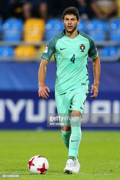 Tobias Figueiredo during the UEFA European Under21 match between FYR Macedonia and Portugal on June 23 2017 in Gdynia Poland