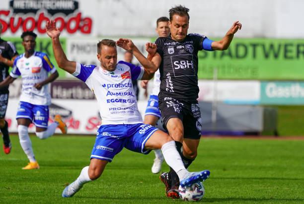 AUT: TSV Prolactal Hartberg v RZ Pellets WAC - tipico Bundesliga