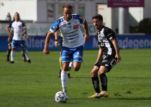 AUT: TSV Prolactal Hartberg v SK Puntigamer Sturm Graz - tipico Bundesliga