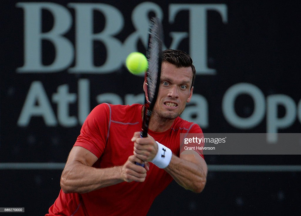 BB&T Atlanta Open - Day 2 : News Photo