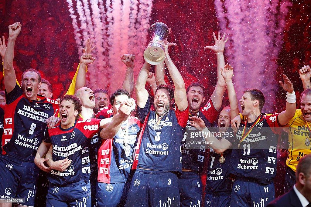 SG Flensburg-Handewitt v SC Magdeburg - DHB Cup Final