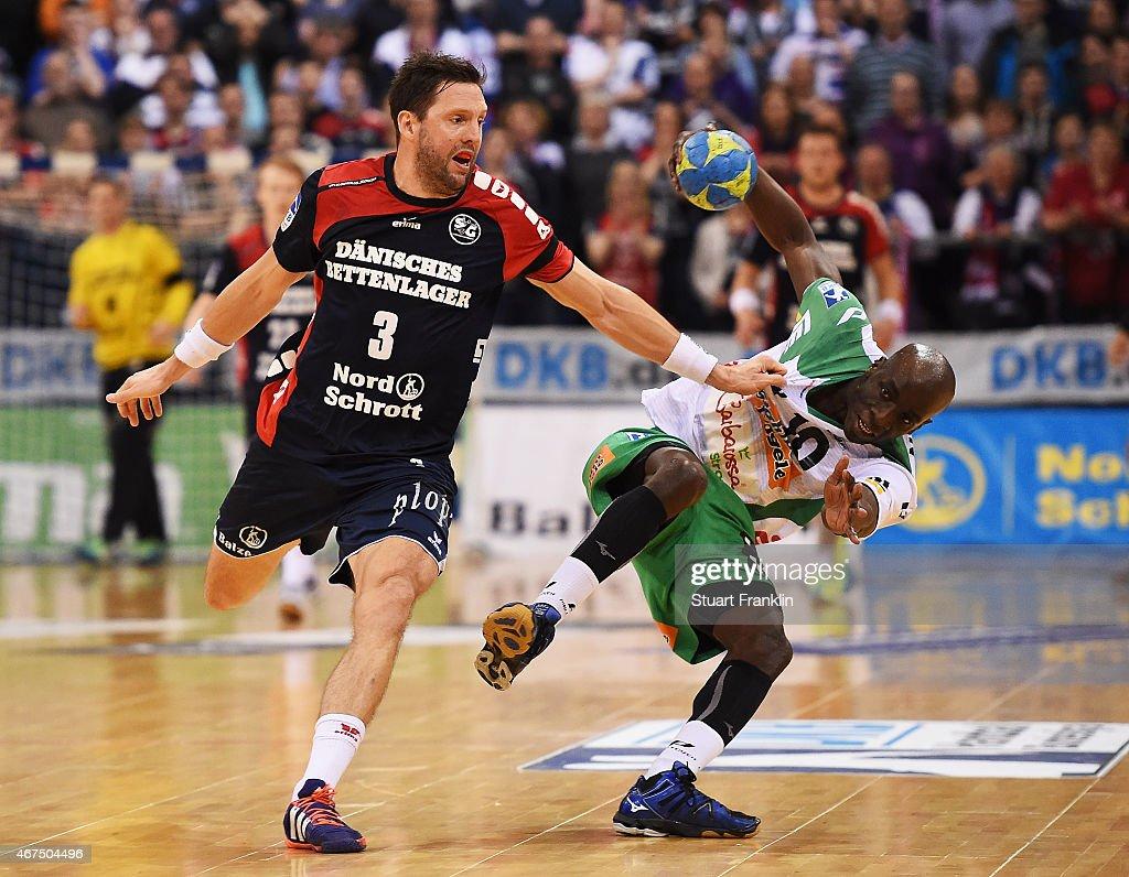 SG Flensburg-Handewitt v FA Goeppingen - DKB HBL