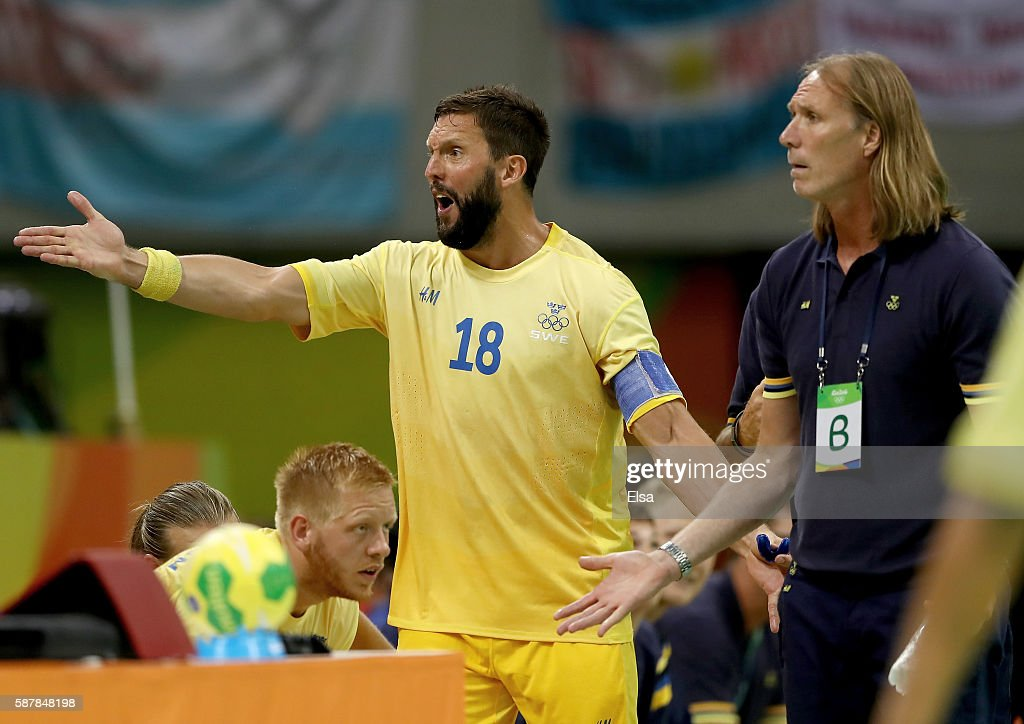 Handball - Olympics: Day 4
