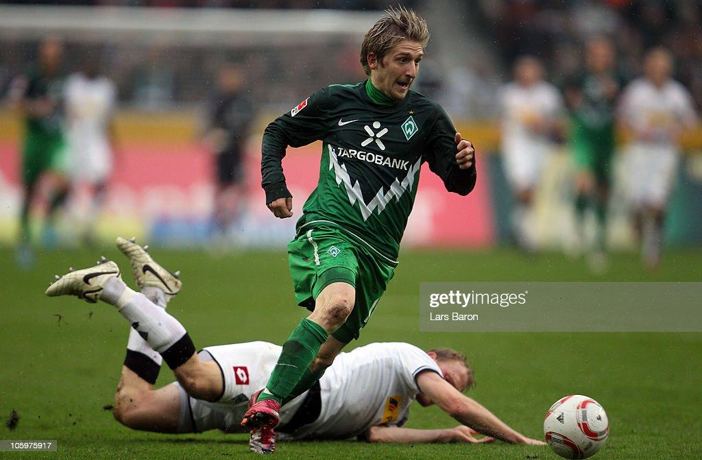 Borussia M'gladbach v SV Werder Bremen - Bundesliga
