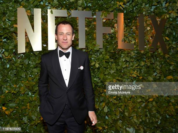 Tobias Menzies attends the Netflix 2020 Golden Globes After Party on January 05 2020 in Los Angeles California