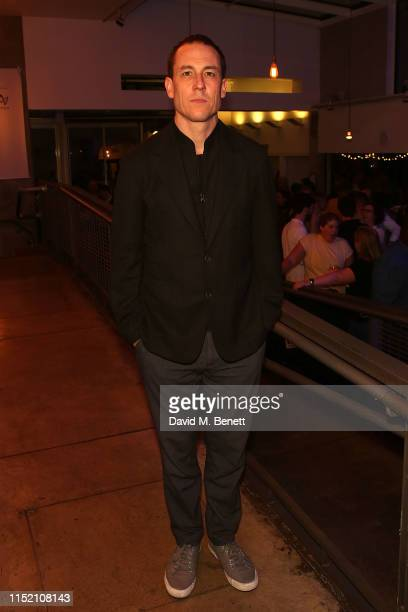 Tobias Menzies attends the press night after party for The Hunt at The Almeida Theatre on June 26 2019 in London England