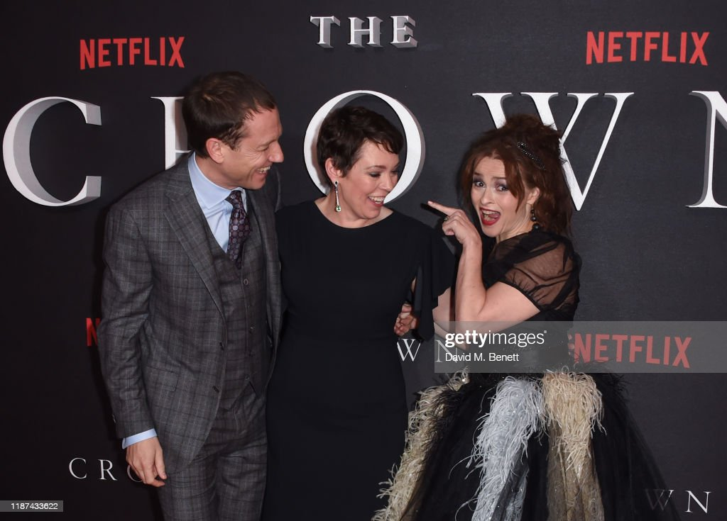 """The Crown"" Season 3 - World Premiere - VIP Arrivals : News Photo"