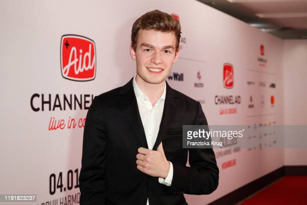 Tobias Nickel during the Channel Aid Live in concert at Elbphilharmonie on January 4 2020 in Hamburg Germany