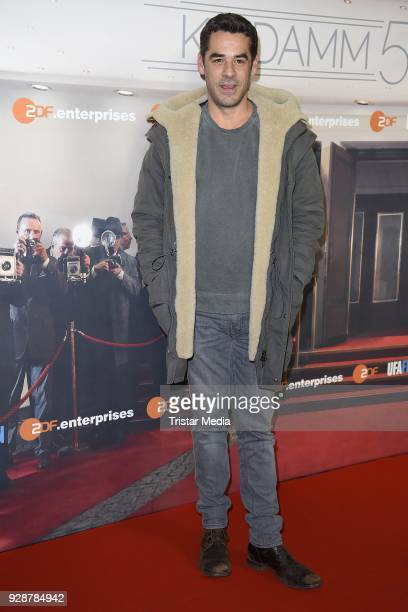 Tobias Oertel during the premiere of 'Ku'damm 59' at Cinema Paris on March 7 2018 in Berlin Germany