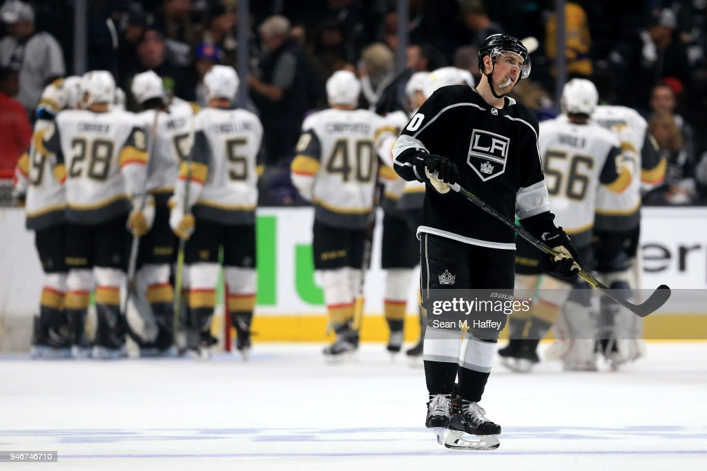 Vegas Golden Knights v Los Angeles Kings - Game Three
