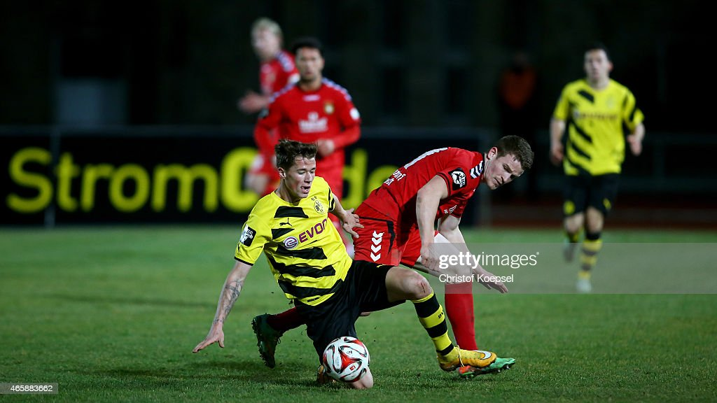 Borussia Dortmund II v SG Sonnenhof Grossaspach - 3. Liga