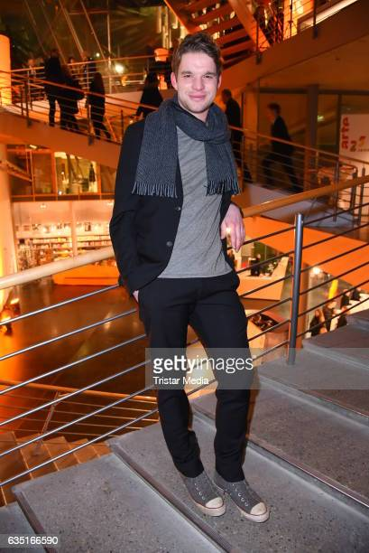 Tobias Schenke attends the ARTE reception at the 67th Berlinale International Film Festival on February 13, 2017 in Berlin, Germany.