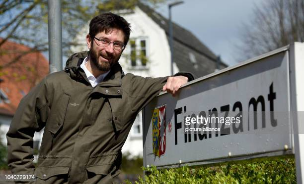 Tobias Scholz in the Finance Office in Eckernfoerde Germany 13 April 2017 The International Monetary Fund is leading a project to bolster the tax...