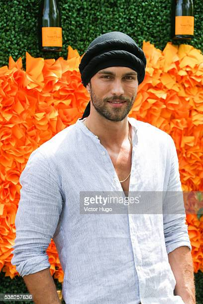 Tobias Sorensen attends 9th Annual Veuve Clicquot Polo Classic at Liberty State Park on June 4 2016 in Jersey City New Jersey