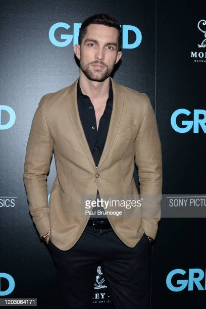 "Tobias Sorensen attends The Cinema Society & Monkey 47 Host A Special Screening Of Sony Pictures Classics' ""Greed"" at Cinepolis Chelsea on February..."