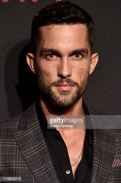 Tobias Sorensen attends the DKNY 30th Anniversary party at ST Ann's Warehouse on September 09 2019 in New York City