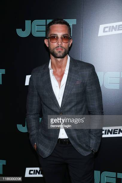 Tobias Sorensen attends the New York screening of Jett at The Roxy Hotel on June 11 2019 in New York City