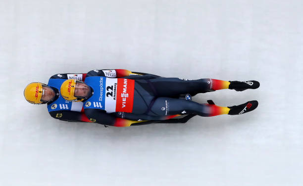 DEU: FIL Luge World Cup Altenberg 2020
