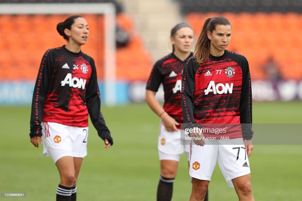 Tottenham Hotspur Women v Manchester United Women - Barclays FA Women's Super League : News Photo