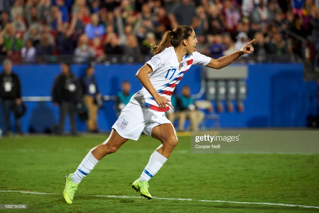 Jamaica v United States: Semifinal - CONCACAF Women's Championship : Foto jornalística