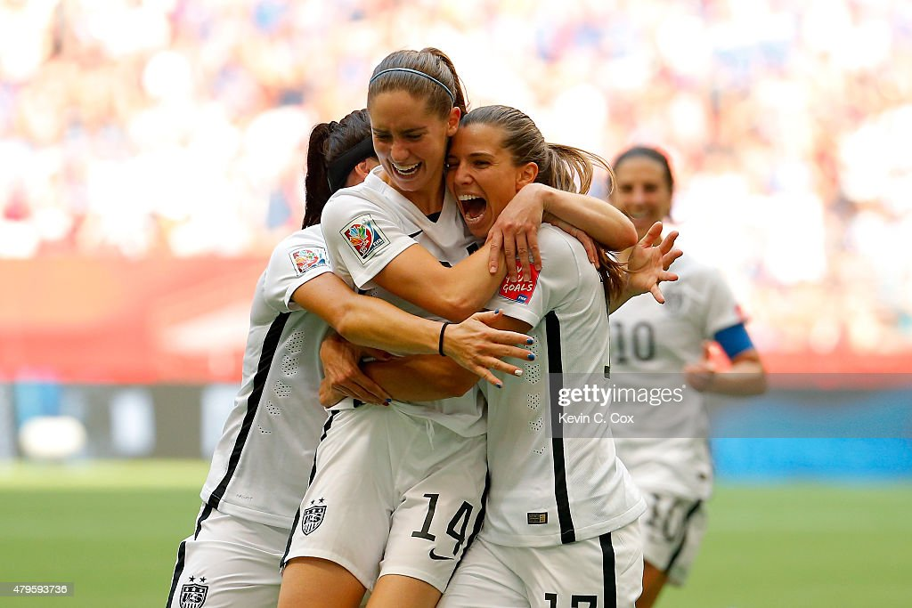 USA v Japan: Final - FIFA Women's World Cup 2015 : Foto jornalística