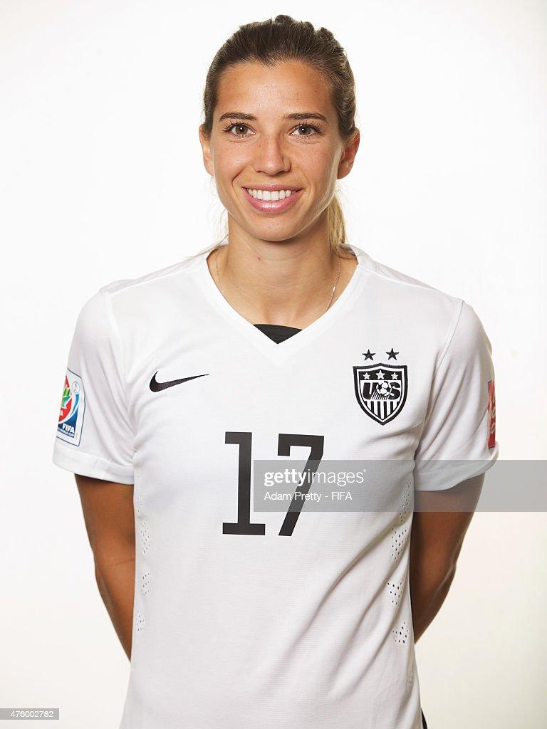USA Portraits - FIFA Women's World Cup 2015 : News Photo
