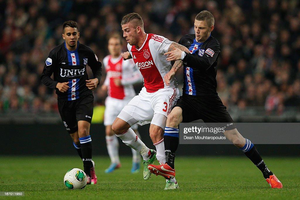 Ajax Amsterdam v SC Heerenveen - Eredivisie : News Photo