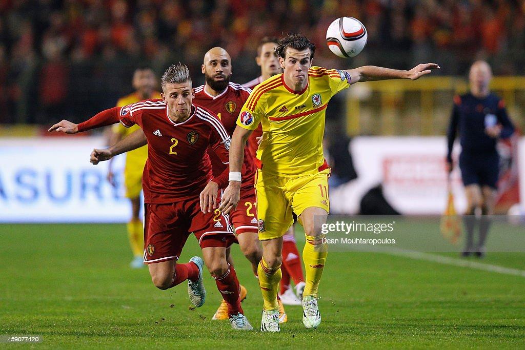 Belgium v Wales - EURO 2016 Qualifier : News Photo