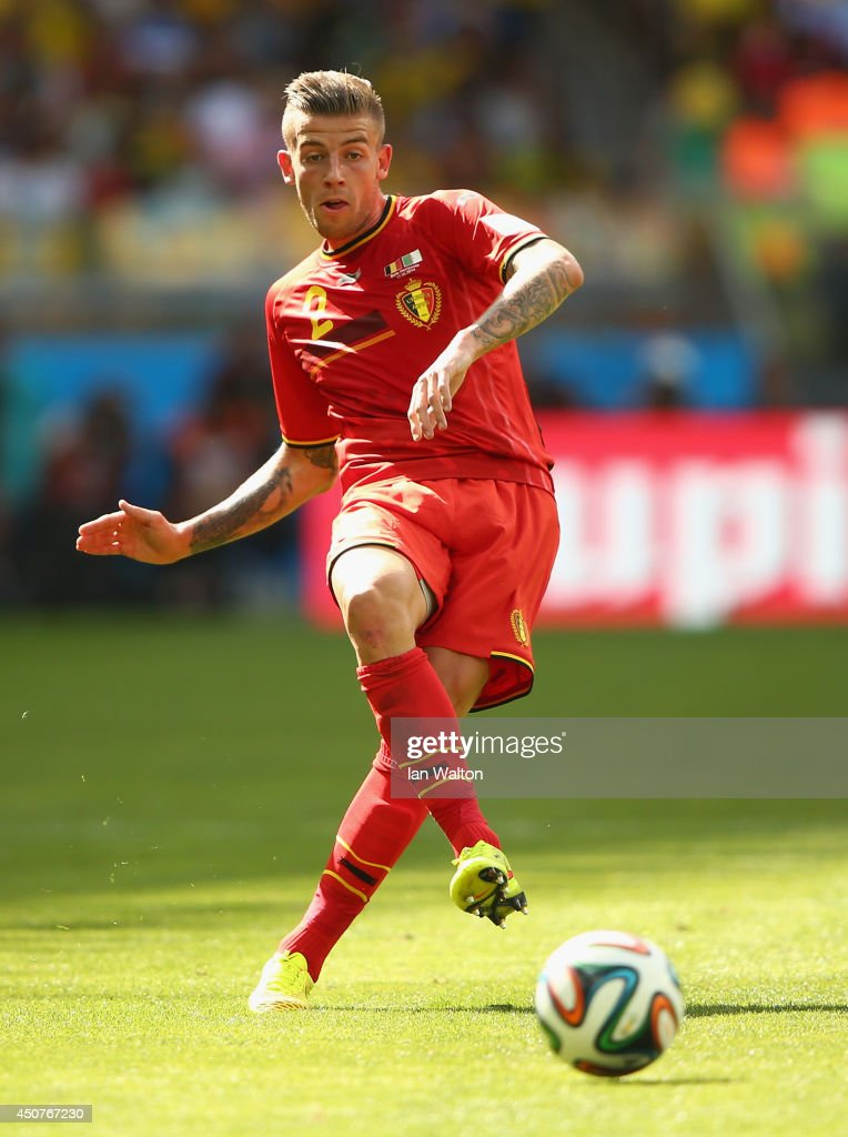 Belgium v Algeria: Group H - 2014 FIFA World Cup Brazil : News Photo