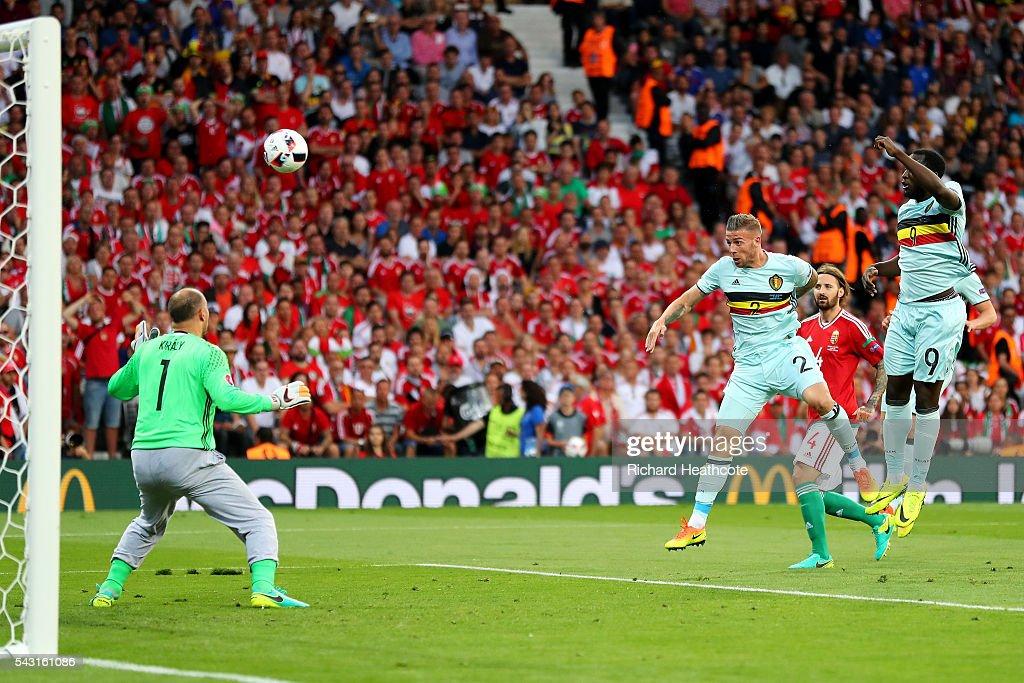 Hungary v Belgium - Round of 16: UEFA Euro 2016