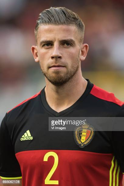Toby Alderweireld of Belgiumduring the friendly match between Belgium and Czech Republic on June 05 2017 at the Koning Boudewijn stadium in Brussels...