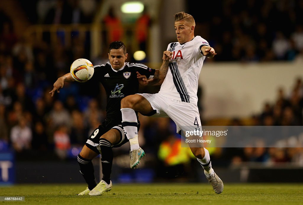 Tottenham Hotspur FC v Qarabag FK - UEFA Europa League : News Photo
