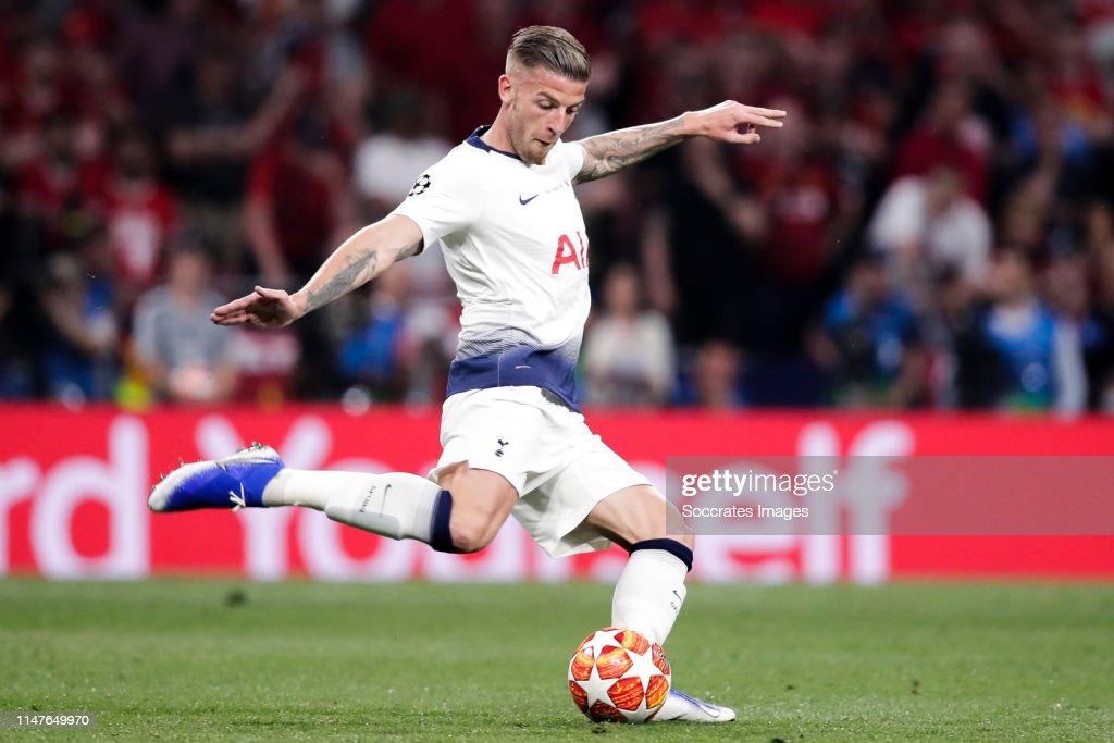 Tottenham Hotspur v Liverpool - UEFA Champions League : News Photo