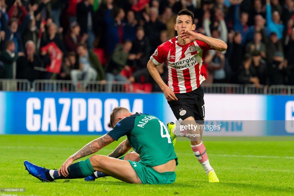PSV v Tottenham Hotspur - UEFA Champions League Group B : News Photo
