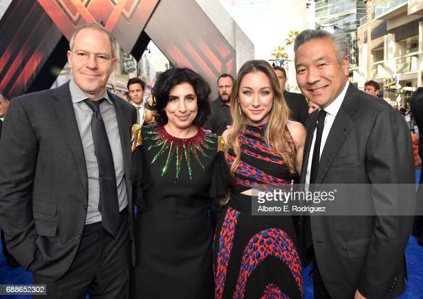 Toby Emmerich President and Chief Content Officer Warner Bros Pictures Group Sue Kroll President Worldwide Marketing and Distribution Warner Bros...