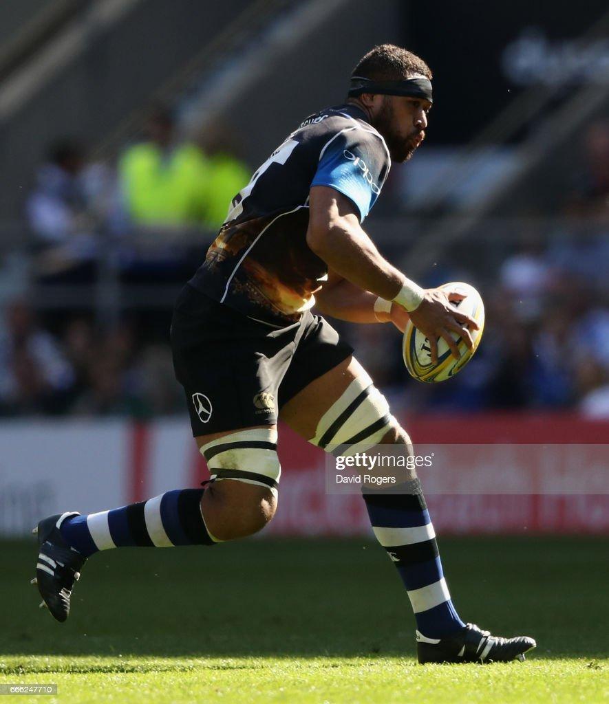 Bath Rugby v Leicester Tigers - Aviva Premiership