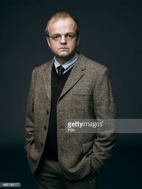 Toby Jones as Dr Jenkins WAYWARD PINES will join the schedule in 2015 on FOX