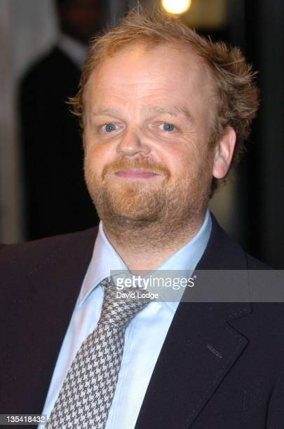 Toby Jones during The Times BFI 50th London Film Festival 'Infamous' London Premiere at Odeon West End 2 in London Great Britain
