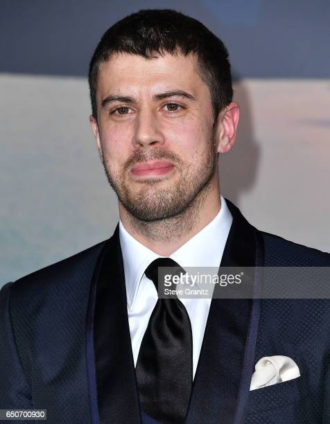 Toby Kebbell arrives at the Premiere Of Warner Bros Pictures' Kong Skull Island at Dolby Theatre on March 8 2017 in Hollywood California