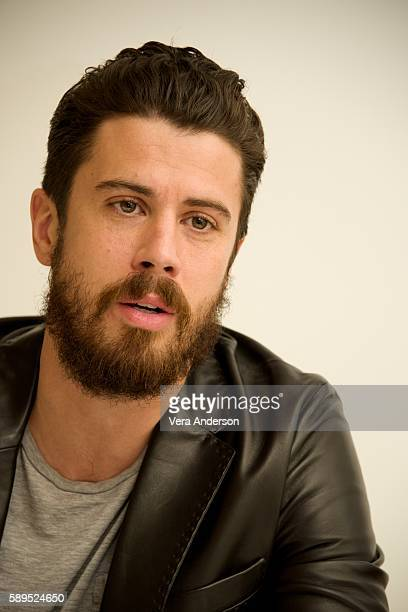 Toby Kebbell at the 'BenHur' Press Conference at the Four Seasons Hotel on August 5 2016 in Beverly Hills California