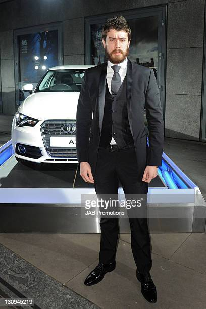 Toby Kebbell attends AUDI sponsored performance of 'Alice's Adventures in Wonderland Ballet' at The Royal Opera House on March 10, 2011 in London,...