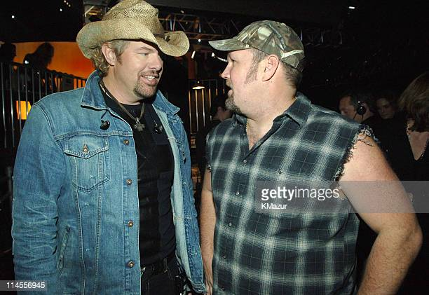 Toby Keith winner for Country Artist of the Year and Country Album Artist of the Year and Larry the Cable Guy winner for Comedy Album of the Year and...