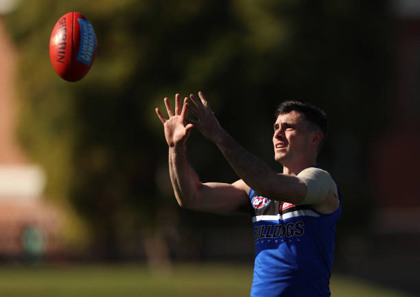 AUS: Western Bulldogs Training Session
