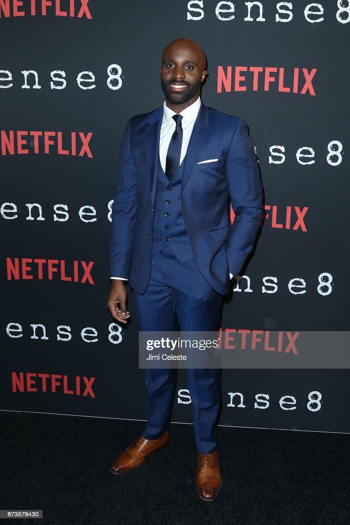 "Season 2 Premiere of Netflix's ""Sense8"" : News Photo"