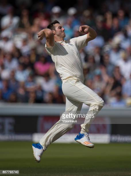 Toby RolandJones of England during Day Three of the 3rd Investec Test Match between England and West Indies at Lord's Cricket Ground on September 9...