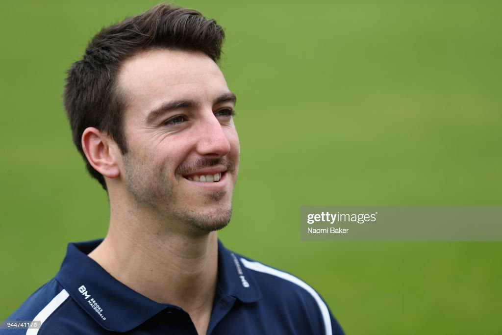 Middlesex CCC Photocall : News Photo