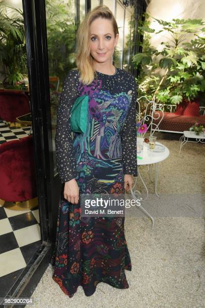 Toby Sebastian and Russell Tovey attend the Paul Smith SS19 VIP dinner during Paris Fashion Week at Hotel Particulier Montmartre on June 24 2018 in...