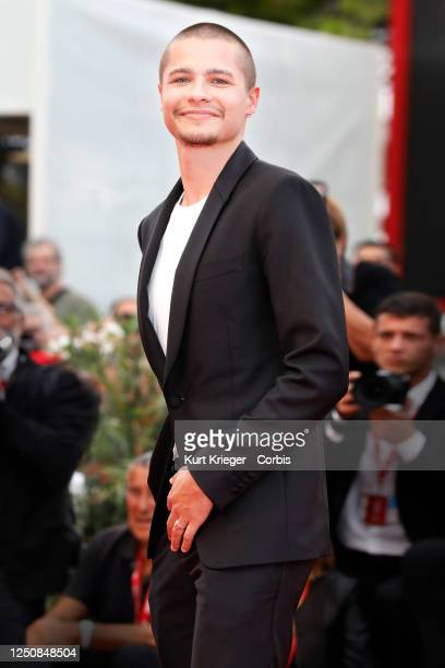 Toby Wallace arrives for the Closing Night Ceremony during the 76th Venice Film Festival at the Sala Giardino on September 7 2019 in Venice Italy
