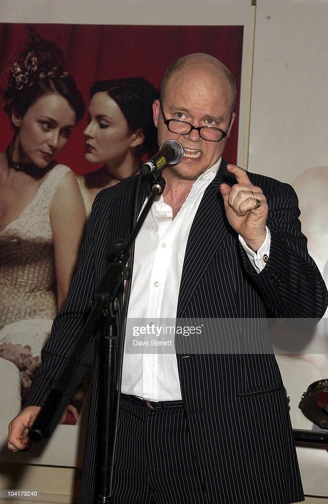 Toby Young, Westside Housing Trust Gala Night At The Bugs Hall In Uxbridge,had Society's Youngster Mixing With Comedians Ans Showbiz Personalities.