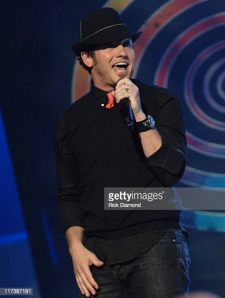 tobyMac during 38th Annual GMA DOVE Awards Show at Grand Old Opry in Nashville Tennessee United States